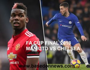 FA CUP FINAL 2018