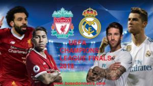 Real Madrid Vs Liverpool