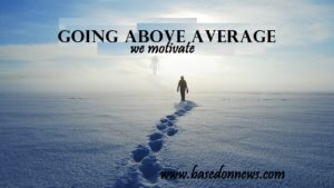 How to go above average