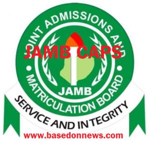 JAMB CAPS