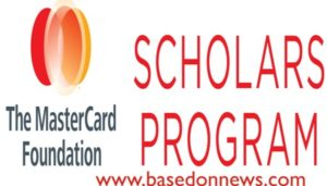 mastercardd foundation scholarship 2018