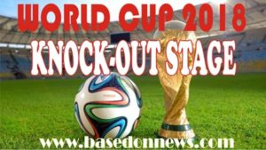 2018 world cup knock stage
