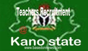 kano state female teachers recruitment