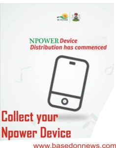 npower 2017 Device/Tablet collection