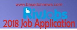 rivjobs 2018 job application