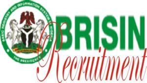 BRISIN RECRUITMENT OF 5000 NIGERIANS