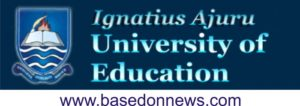 ignatius ajuru admission list 2018/2019