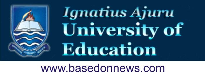 ignatius ajuru admission list 2018/2019