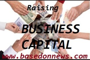 raising capital or fund for business