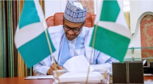 minimum wage of N30,000 as signed by Buhari