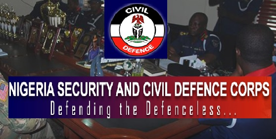 NSCDC AND CIVIL DEFENCE