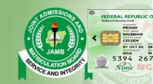 jamb nin registration